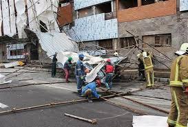 بررسی شایع ترین حوادث ناشی از کار ساختمانی در ایران