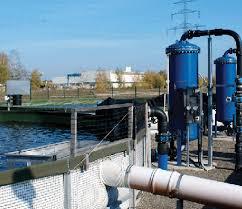 آب مصرفی پرورش ماهی در سیستم مدار بسته