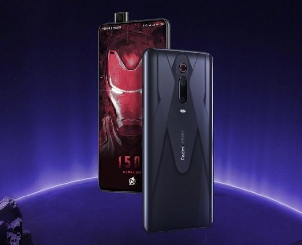 گوشی K20 pro با  نسخه ی جدیدXiaomi Redmi K20 Pro Avengers Limited Edition معرفی شد